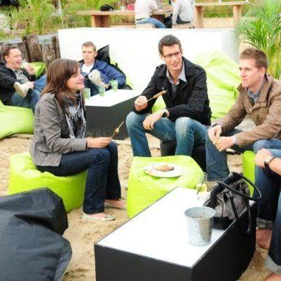Lounge-Set 30 personen